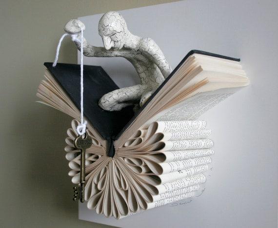 The Memory Key  (Original Sculpture)