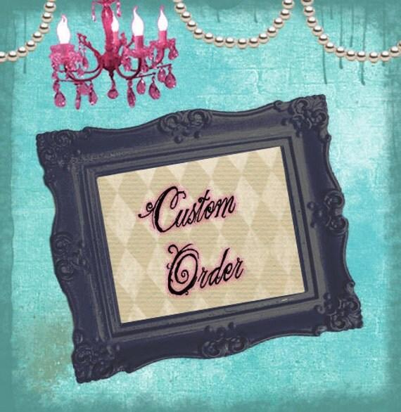 Custom Listing for Paige