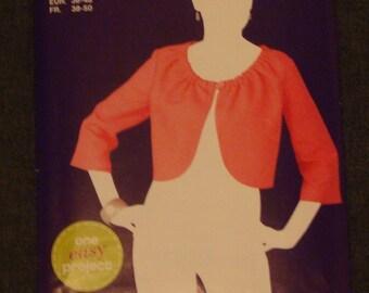 Simplicity Sew Simple Ladies Jacket Pattern 1973