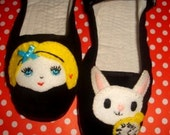 Little Wonderland Maryjane Shoes
