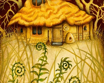Candlelight Cottage - An Enchanted Hobbit Home