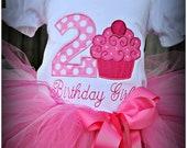 Cupcake Birthday Shirts