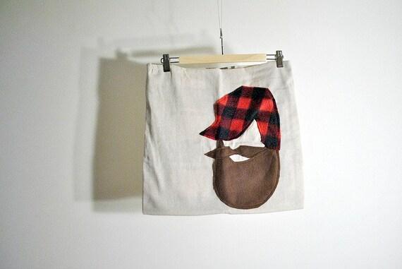 Lumberjack Tote