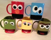 4 Dunk Mug   Kids Fun Characters
