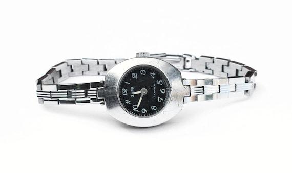 Ladies wristwatch Zarja very small watch womens watch, ladies watch