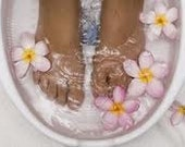 Herbal Foot Soak- Relaxing Aromatherapy- Soaking Salts - BeazersGarden