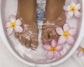 SALE- Aromatherapy Foot Soak- FREE SHIPPING