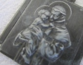 Saint Anthony and the Christ Child One Decade Wire Wrapped Rosary