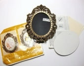 The Creative Circle Greatest Gift Cross-Stitch Sewing Kit with Gold Baroque Style Frame