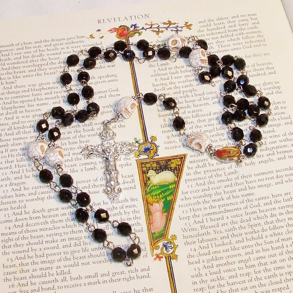 Our Lady of Guadalupe Day of the Dead Rosary