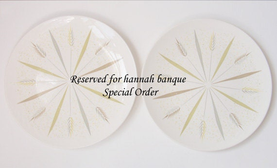 2 Knowles Dinner Plates Festival