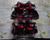 Arizona Cardinals Wedding Garter Set