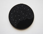 Galaxy Embroidery Art - The Final Frontier - Space Astronomy Stars - Science Fiction