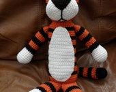 Hobbes Stuffed Toy Version Doll