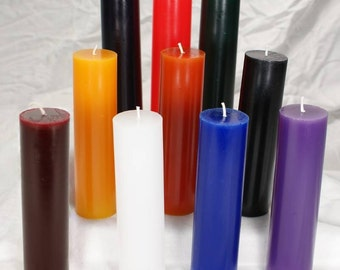 Paraffin Pillar Play Candle *Mature*