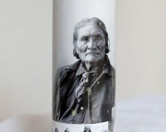 Geronimo Candle