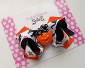 Scaredy Cat Boutique Halloween Hair Bow