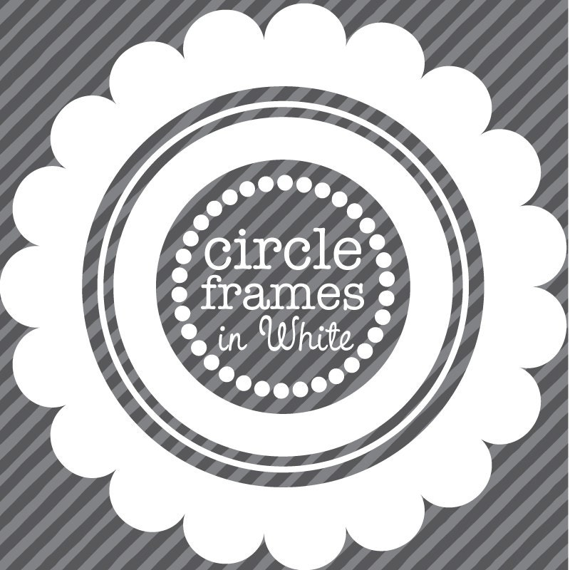Circle Frame Clip Art Digital Clip Art Circle