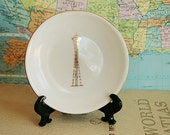 Vintage Souvenir Plate - Space Needle from Seattle's World's Fair