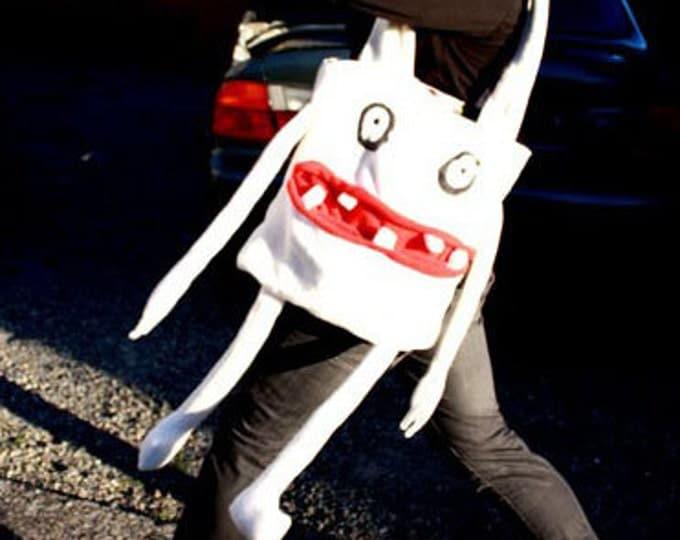Monster Plush Tote bag