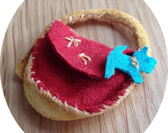 Dolls House Miniature 1/12th Designer Style Bags