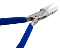 """Força RTGS-380FR Jewelry Flat and Round Nose Pliers with Nylon Jaws 5"""" - 125mm."""
