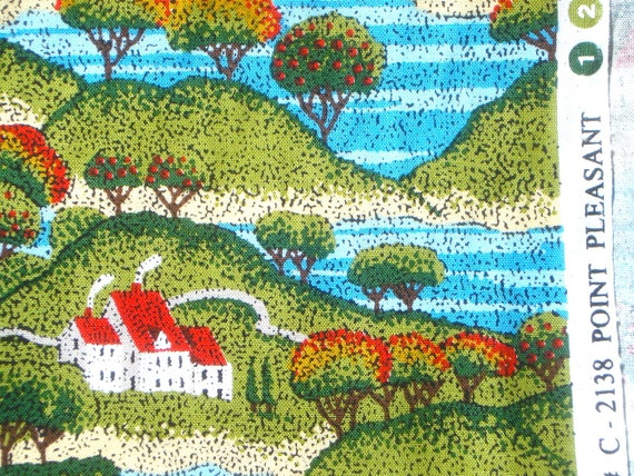 Point Pleasant Michael Miller Fabric Fq Or More From