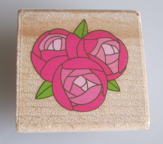 Custom Order 4 stamps for Amirah