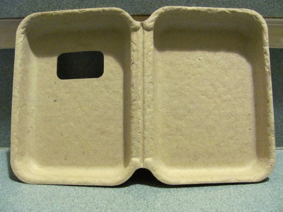 Molded Pulp Boxes Molded Pulp Clamshell Boxes 5
