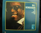 Bill Henderson With The Oscar Petersn Trio