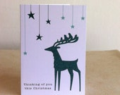 Bereavement Christmas Card