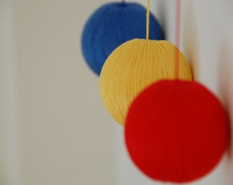 Montessori - Primary Colors (Gobbi) Mobile
