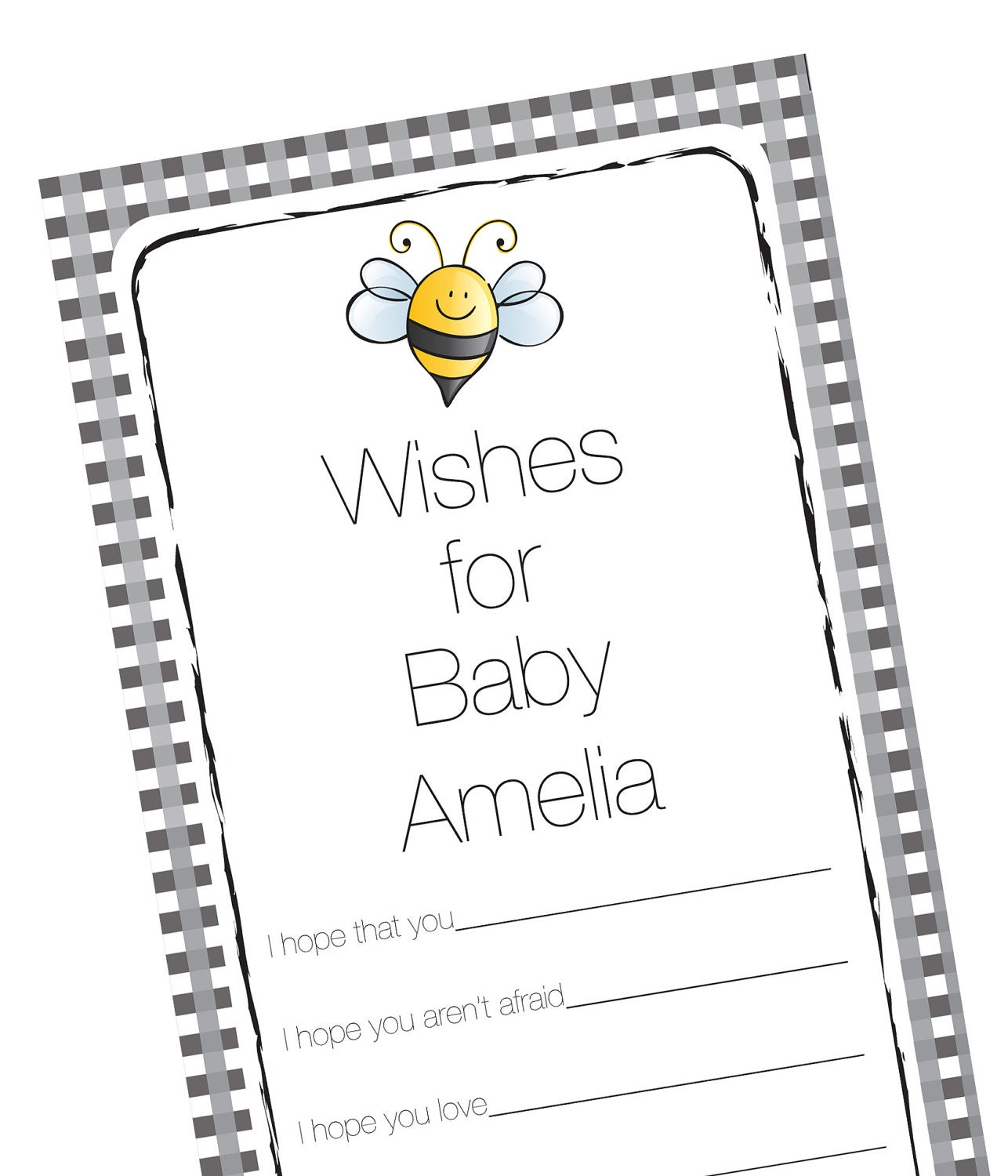 Baby Shower Message For Card: Baby Shower Well Wishes Cards Advice Wishes For Baby