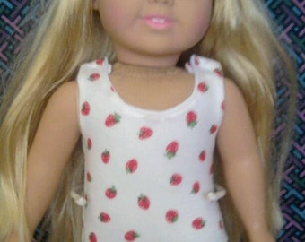 "Leotard - 18"" Doll Clothes"