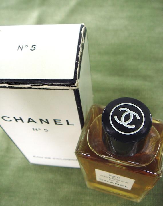 Chanel No 5 Original Formula Eau de Cologne