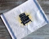 The Brilliant Stove Tea Towel