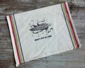 Select Cuts of Corn Tea Towel for the vegetarian in your life