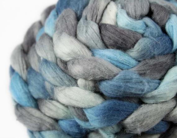 MW3 Inspired URBAN Cotton Roving - 2 oz