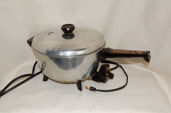 Vintage Ge General Electric Deep Fryer Slow Cooker Catalog