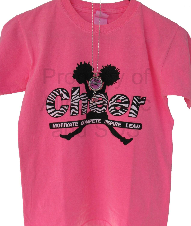 Cheer Camp T Shirts Designs
