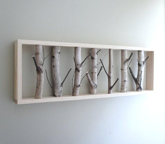 tableau de branches le blog de la d coration en bois massif et brut. Black Bedroom Furniture Sets. Home Design Ideas