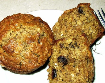 Dry Muffin Mix, many choices, hand-blended, herb-infused, makes 12 muffins