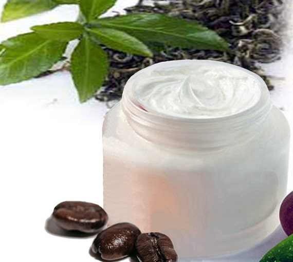 CAFFEINE Eye Whip - Truly All Natural - NO Synthetic Fragrances or harmful chemicals - Anti-aging - Antioxidant - 1 oz