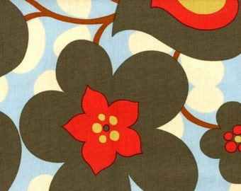 Amy Butler Fabric - Morning Glory in Linen Half Yard