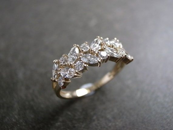 like this item - Marquis Wedding Ring