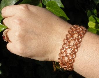 Copper Maru Bracelet