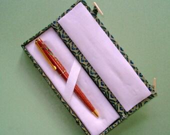1970'S Cloisonne ballpoint pen