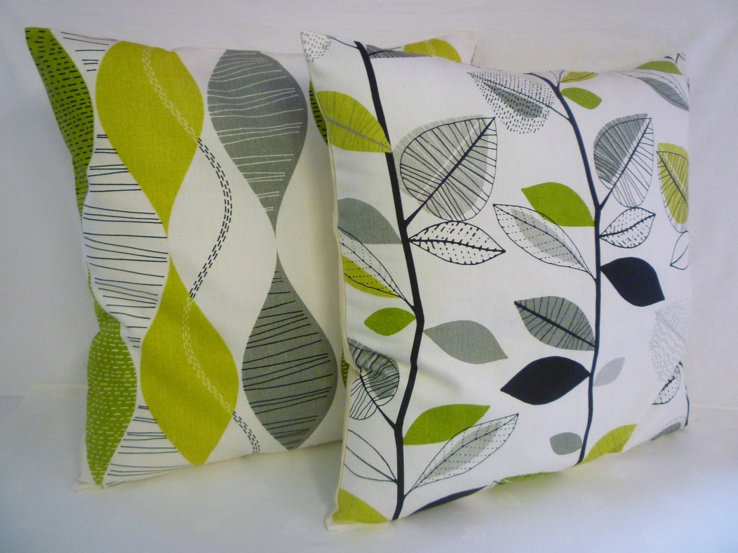 big 22 cushion pillow cover funky retro lime green by. Black Bedroom Furniture Sets. Home Design Ideas