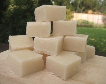 Coconut Sugar Scrub Cubes