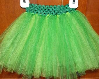 St Patrick's Day Themed Green Princess Tutu